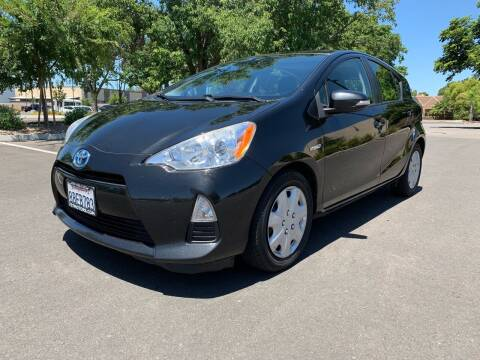 2013 Toyota Prius c for sale at 707 Motors in Fairfield CA