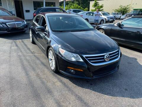 2010 Volkswagen CC for sale at Sandy Lane Auto Sales and Repair in Warwick RI