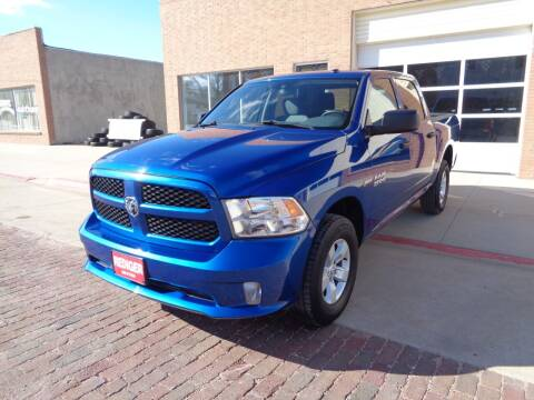2017 RAM Ram Pickup 1500 for sale at Rediger Automotive in Milford NE