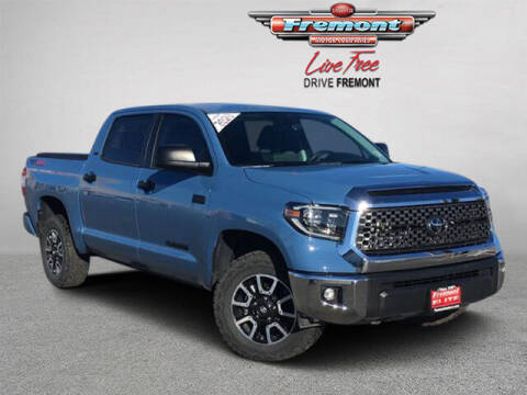 2020 Toyota Tundra for sale at Rocky Mountain Commercial Trucks in Casper WY