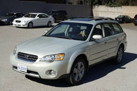 2005 Subaru Outback for sale at Sports Plus Motor Group LLC in Sunnyvale CA