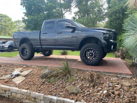 2017 RAM Ram Pickup 1500 for sale at Texas Truck Sales in Dickinson TX