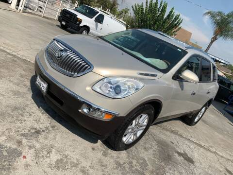 2012 Buick Enclave for sale at Olympic Motors in Los Angeles CA