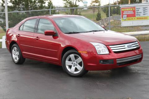 2006 Ford Fusion for sale at Dan Paroby Auto Sales in Scranton PA