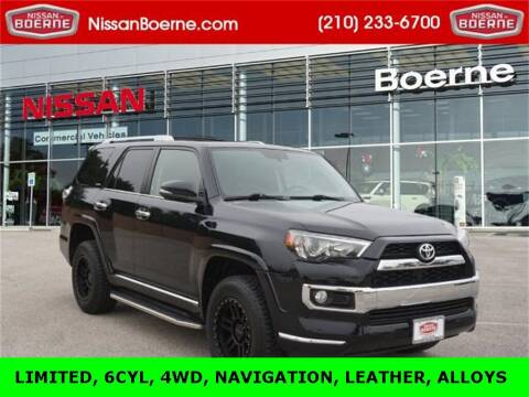 2015 Toyota 4Runner for sale at Nissan of Boerne in Boerne TX