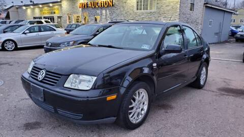 2001 Volkswagen Jetta for sale at MFT Auction in Lodi NJ