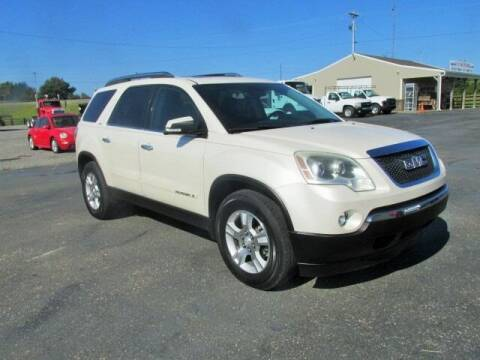 2007 GMC Acadia for sale at 412 Motors in Friendship TN