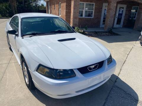 2002 Ford Mustang for sale at MITCHELL AUTO ACQUISITION INC. in Edgewater FL