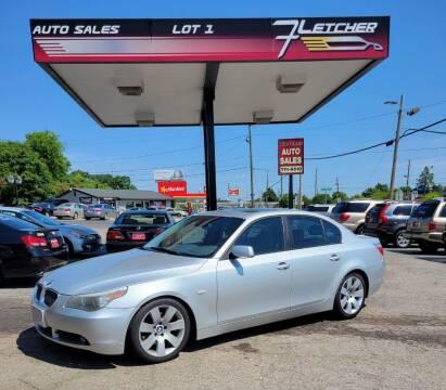 2007 BMW 5 Series for sale at Fletcher Auto Sales in Augusta GA