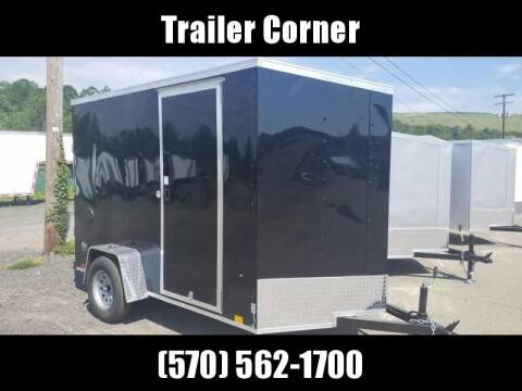 2022 Look Trailers STLC 6X10 - EXTRA HEIGHT