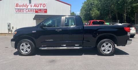 2008 Toyota Tundra for sale at Buddy's Auto Inc in Pendleton SC
