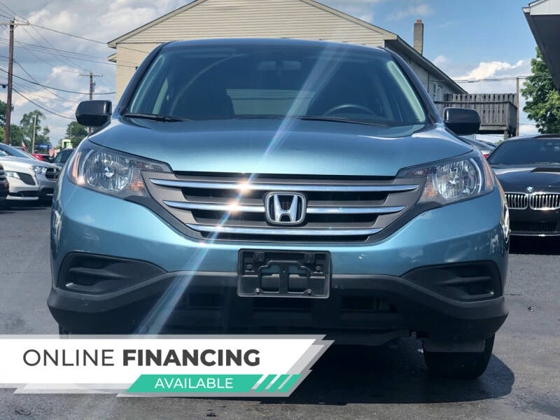 2013 Honda CR-V for sale at Bristol Auto Mall in Levittown PA