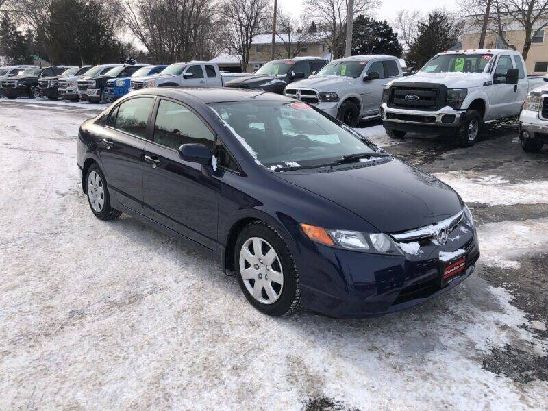 2007 Honda Civic for sale at WILLIAMS AUTO SALES in Green Bay WI