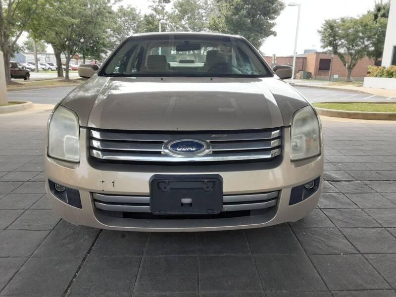 2006 Ford Fusion for sale at Fredericksburg Auto Finance Inc. in Fredericksburg VA