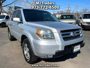 2006 Honda Pilot for sale at M J Traders Ltd. in Garfield NJ
