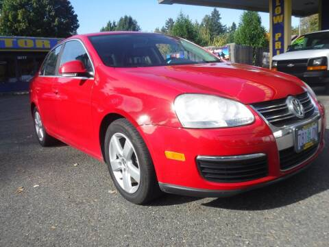 2008 Volkswagen Jetta for sale at Brooks Motor Company, Inc in Milwaukie OR