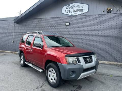 2012 Nissan Xterra for sale at Collection Auto Import in Charlotte NC