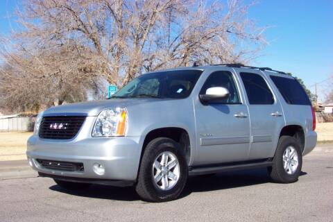 2012 GMC Yukon for sale at Park N Sell Express in Las Cruces NM