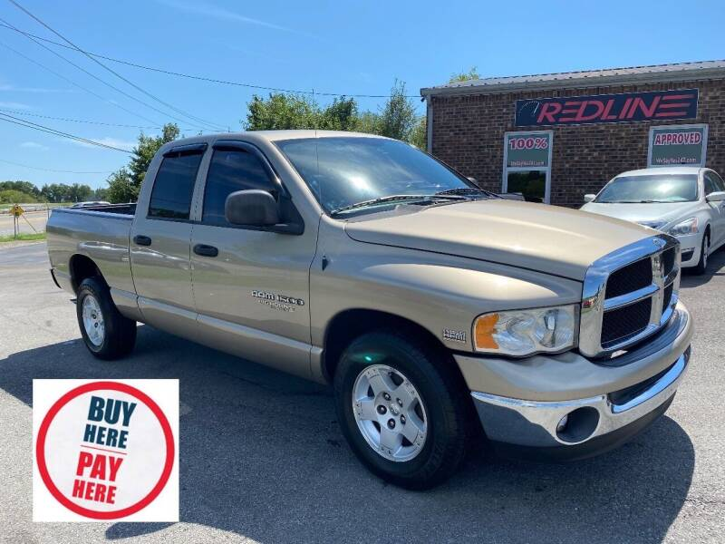 2005 Dodge Ram Pickup 1500 for sale at Redline Motorplex,LLC in Gallatin TN