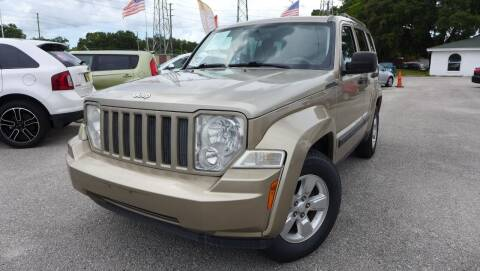 2011 Jeep Liberty for sale at Das Autohaus Quality Used Cars in Clearwater FL