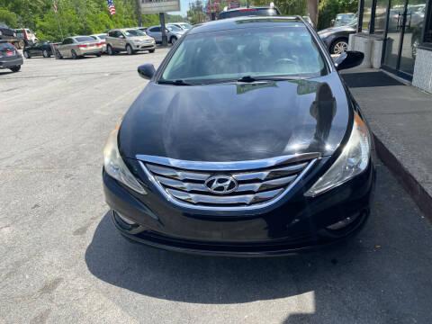 2013 Hyundai Sonata for sale at J Franklin Auto Sales in Macon GA