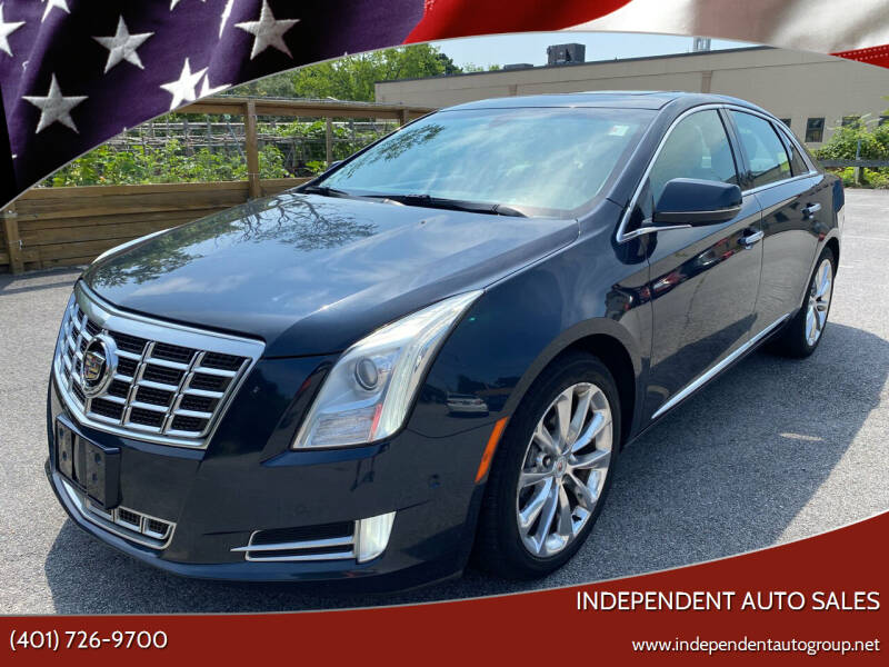 2014 Cadillac XTS for sale at Independent Auto Sales in Pawtucket RI