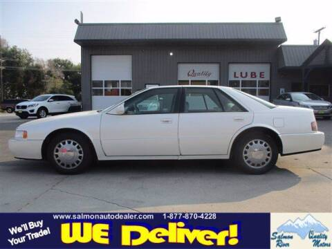 1994 Cadillac Seville for sale at QUALITY MOTORS in Salmon ID