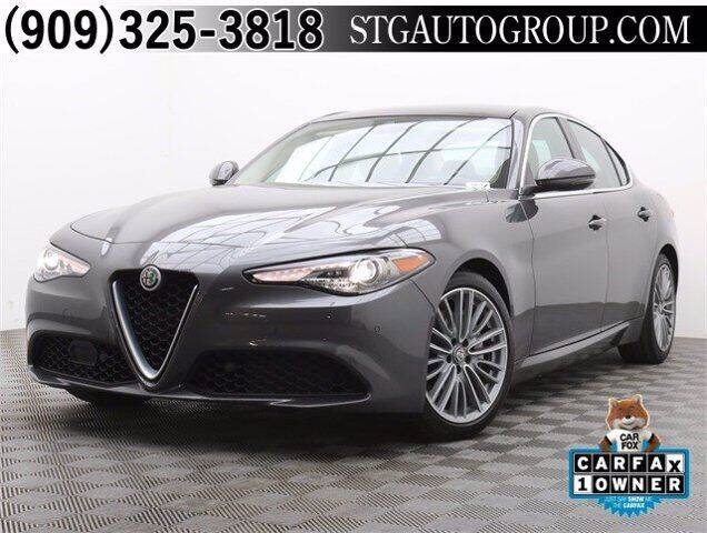 2017 Alfa Romeo Giulia for sale in Montclair, CA