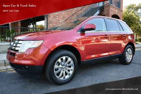 2010 Ford Edge for sale at Apex Car & Truck Sales in Apex NC