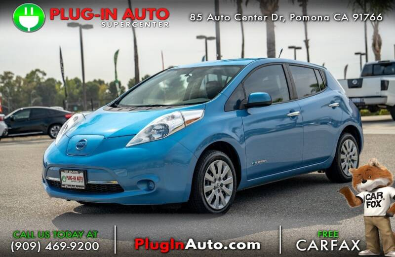2014 Nissan LEAF for sale in Pomona, CA