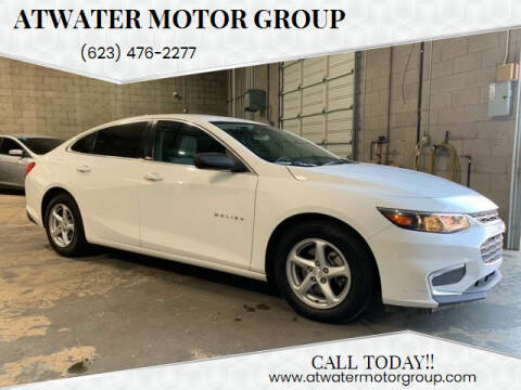 2016 Chevrolet Malibu for sale at Atwater Motor Group in Phoenix AZ