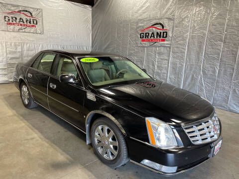 2006 Cadillac DTS for sale at GRAND AUTO SALES in Grand Island NE
