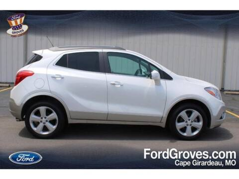 2016 Buick Encore for sale at JACKSON FORD GROVES in Jackson MO