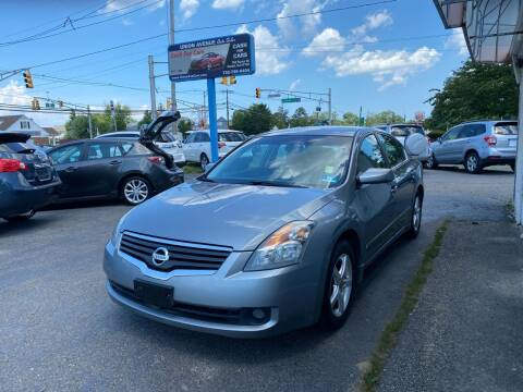2009 Nissan Altima for sale at Union Avenue Auto Sales in Hazlet NJ
