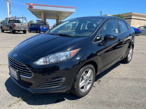 2017 Ford Fiesta for sale at Deruelle's Auto Sales in Shingle Springs CA
