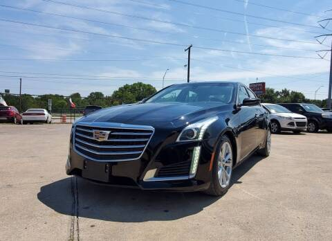 2018 Cadillac CTS for sale at International Auto Sales in Garland TX