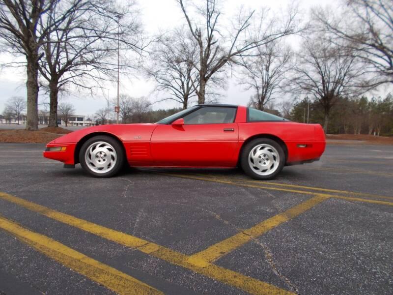 1994 Chevrolet Corvette for sale at A & P Automotive in Montgomery AL