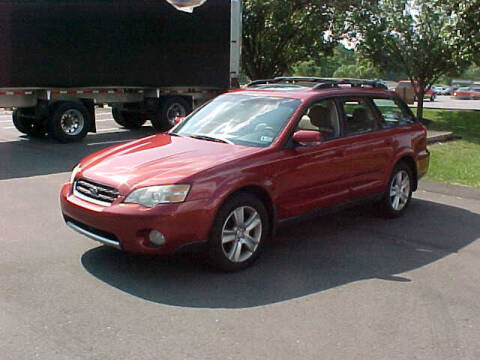 2006 Subaru Outback for sale at North Hills Auto Mall in Pittsburgh PA