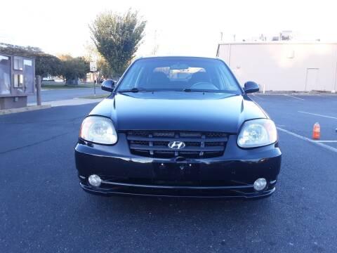2005 Hyundai Accent for sale at Fredericksburg Auto Finance Inc. in Fredericksburg VA