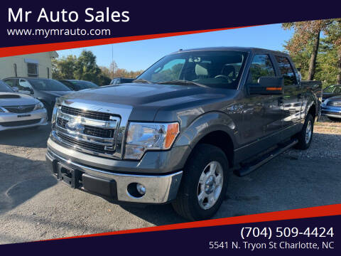 2014 Ford F-150 for sale at Mr Auto Sales in Charlotte NC