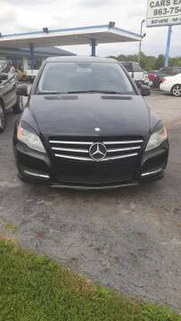 2012 Mercedes-Benz R-Class for sale at Cars East in Columbus OH
