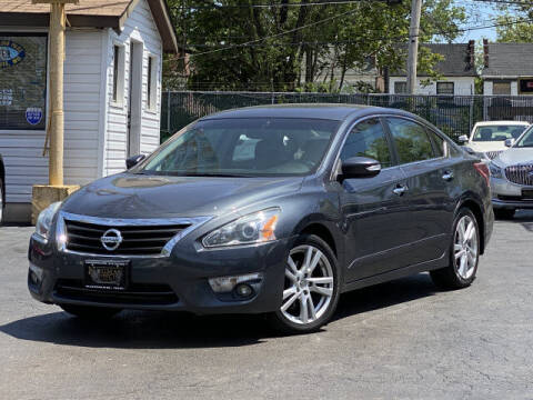 2013 Nissan Altima for sale at Kugman Motors in Saint Louis MO
