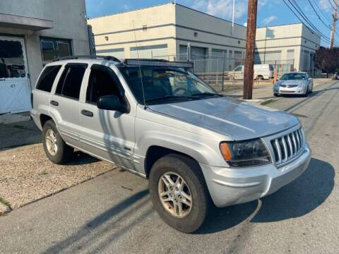 2004 Jeep Grand Cherokee for sale at O A Auto Sale in Paterson NJ