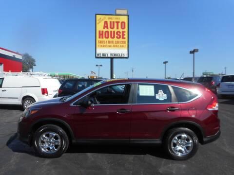 2013 Honda CR-V for sale at AUTO HOUSE WAUKESHA in Waukesha WI