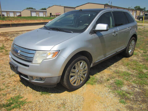 2010 Ford Edge for sale at Geaux Texas Auto & Truck Sales in Tyler TX