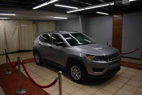 2019 Jeep Compass for sale at Adams Auto Group Inc. in Charlotte NC
