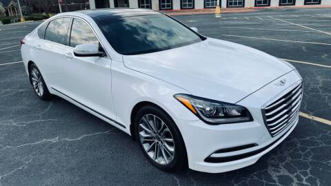 2015 Hyundai Genesis for sale at H & B Auto in Fayetteville AR