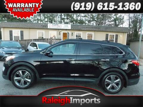 2014 Hyundai Santa Fe for sale at Raleigh Imports in Raleigh NC