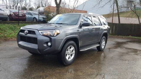 2016 Toyota 4Runner for sale at A & A IMPORTS OF TN in Madison TN