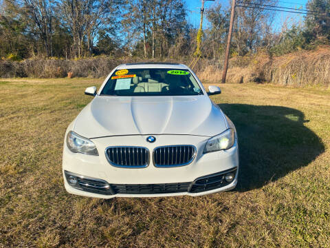 2014 BMW 5 Series for sale at CAPITOL AUTO SALES LLC in Baton Rouge LA